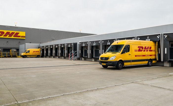 DHL Aviation Schiphol
