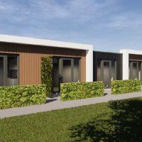 Tijdelijk wonen in flexwoningen – Roosendaal