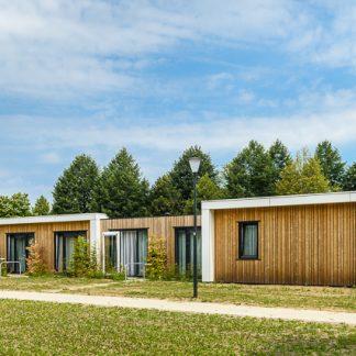 prefab houten huis