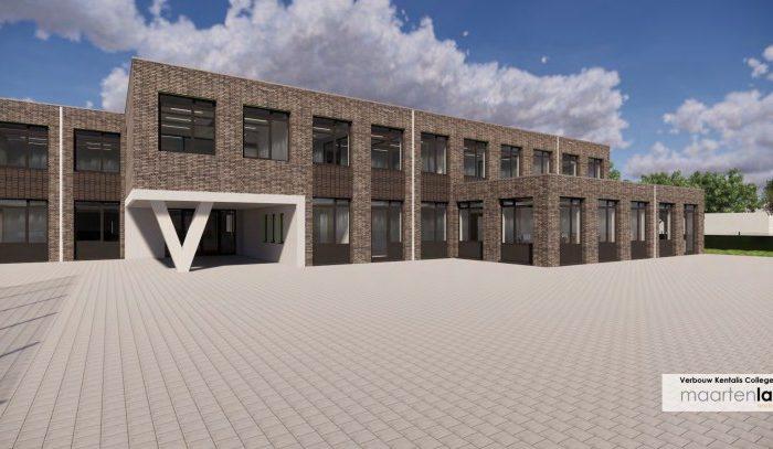 Uitbreiding Kentalis College
