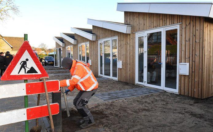 Vijf tiny houses in Boxmeer voor woningcorporatie Mooiland