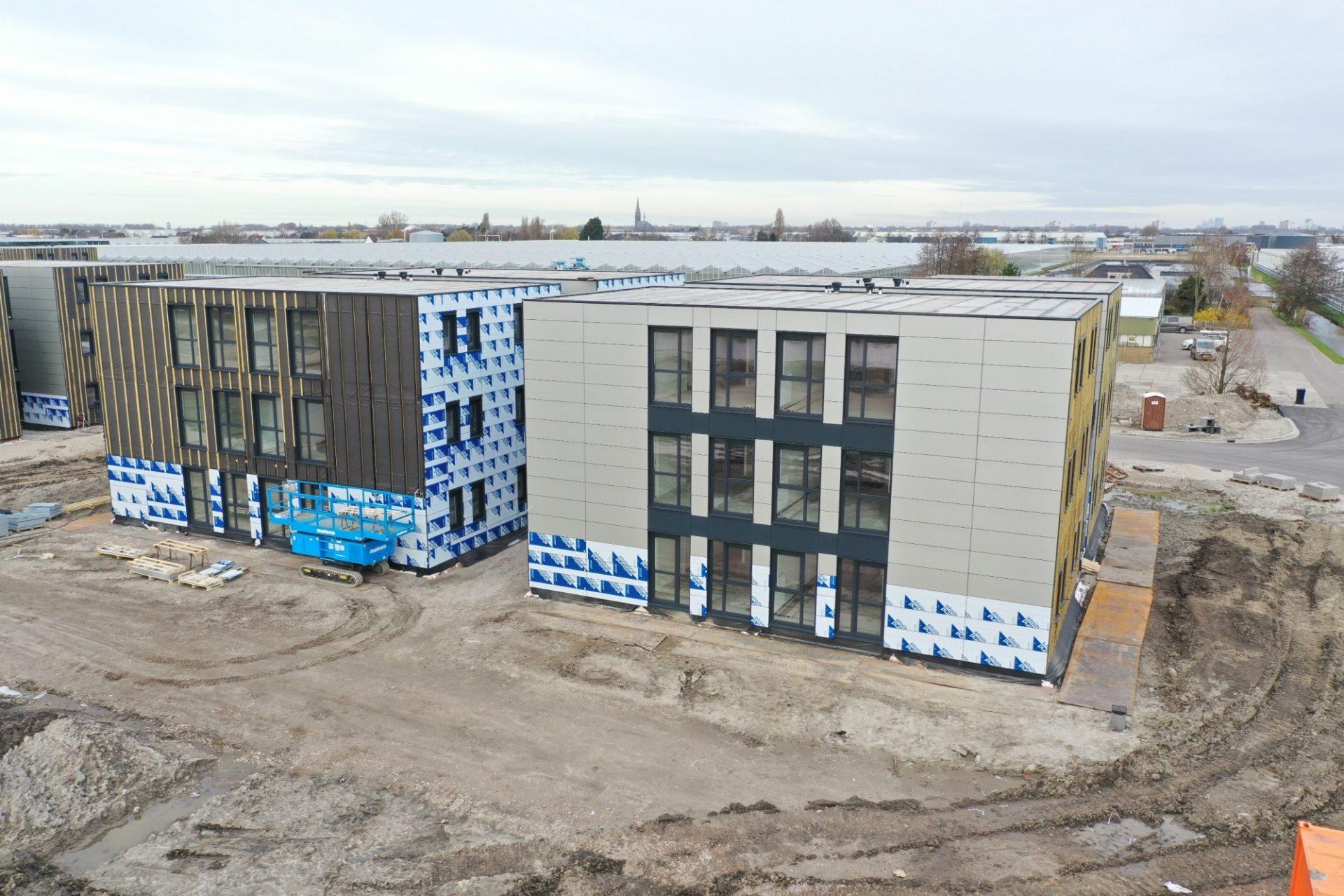 Bouwupdate Homeflex – Elsenbosch maart 2020