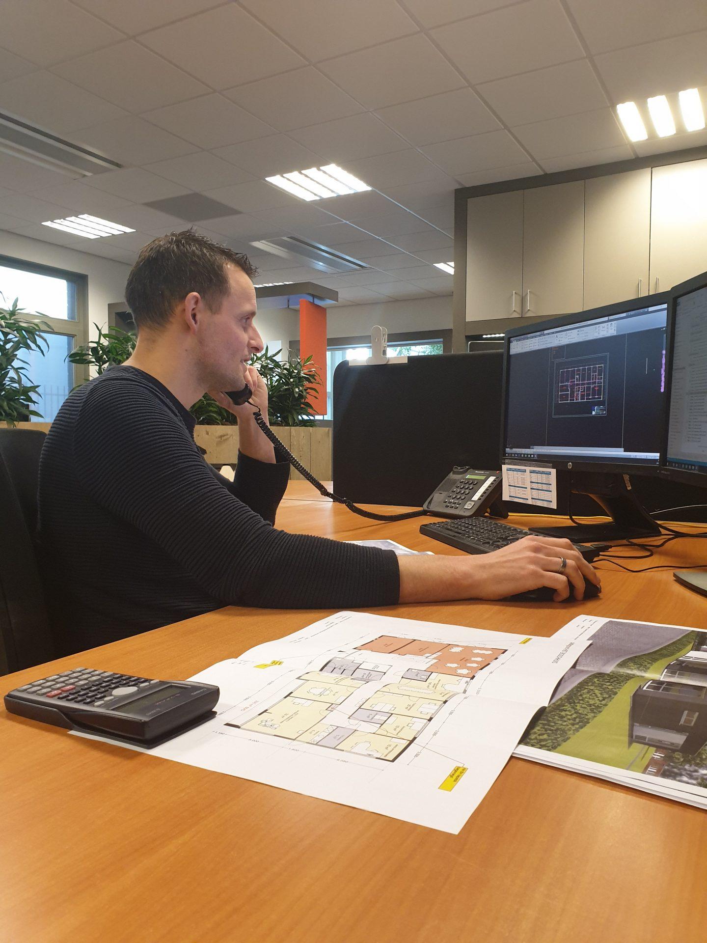 VACATURE: Werkvoorbereider / engineer