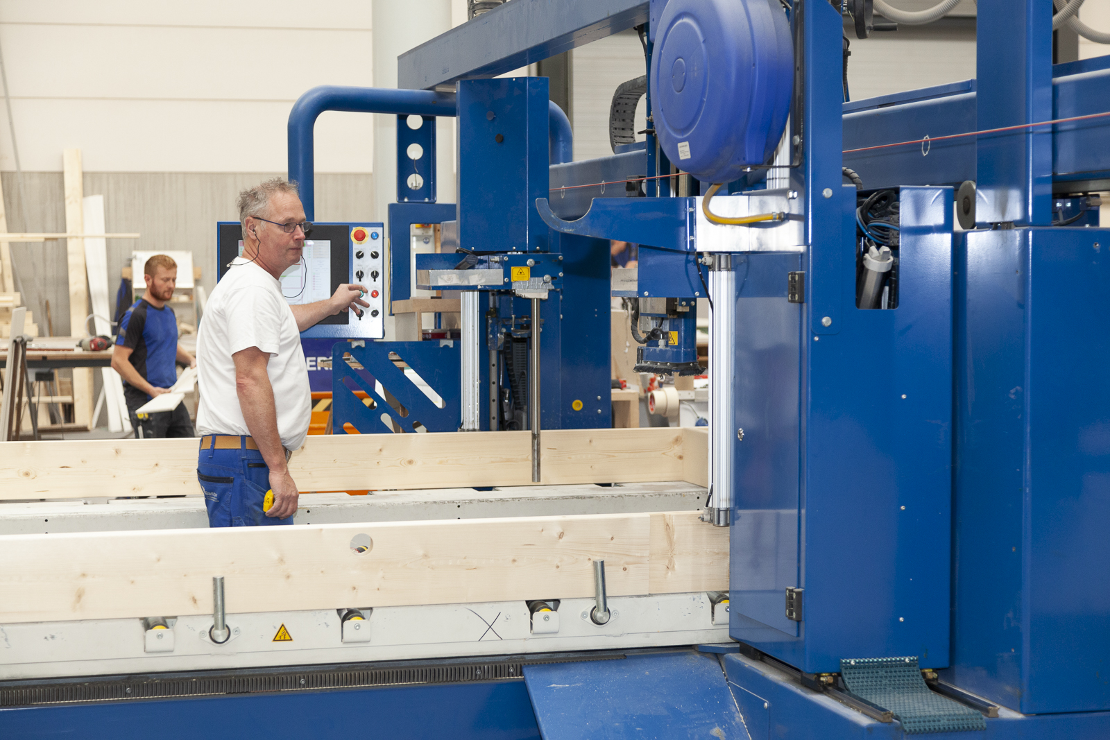 VACATURE: Machinaal houtbewerker/ CNC operator