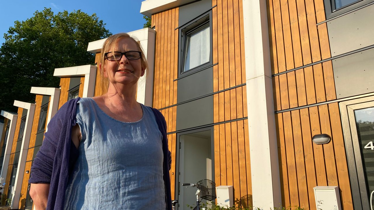 Dtv-reportage flexwonen in Den Bosch
