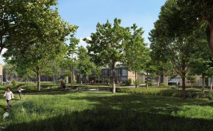 Buurtschap Te Veld, een 'geleidelijke' wijk met permanente waarde